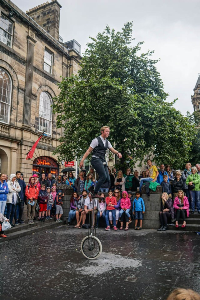 edinburgh fringe festival what to see