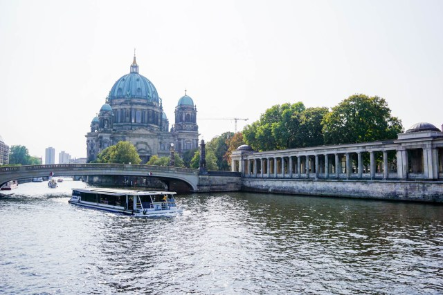 what to do in berlin museum island