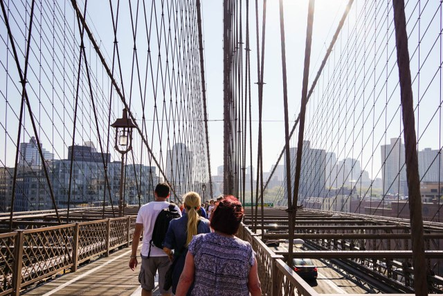 four days in new york city