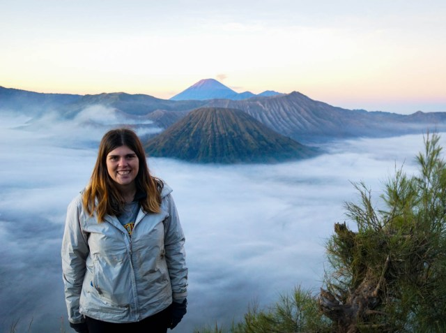 mount bromo without a tour indonesia sunset sunrise