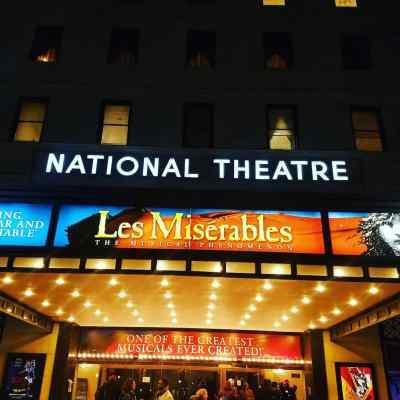 Les Misérables at The National Theatre
