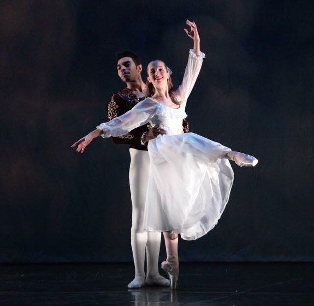 nutcracker ballet performance