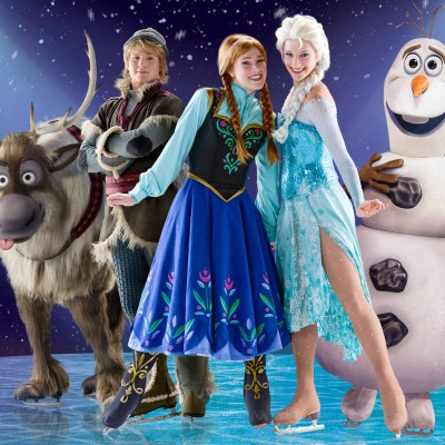 GIVEAWAY: Disney on Ice presents Frozen