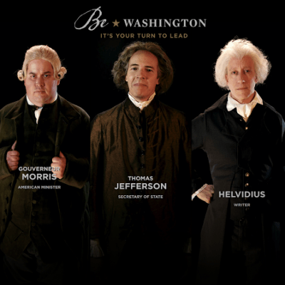 Be Washington