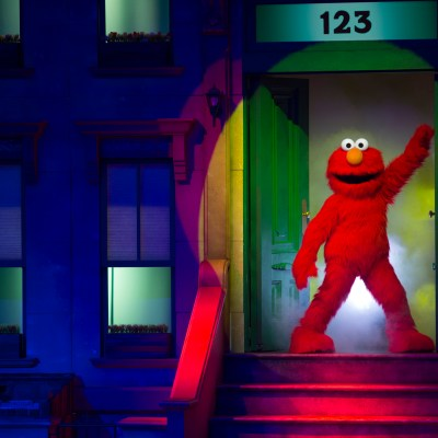 Jump to the Beat! Party on Sesame Street!