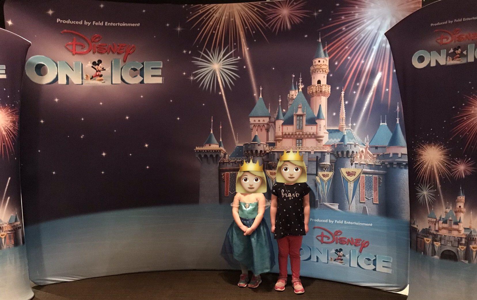 preshow princesses