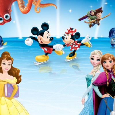 GIVEAWAY: Disney on Ice presents Follow Your Heart