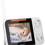 Families Rest Easy with Panasonic Long Range Baby Monitor