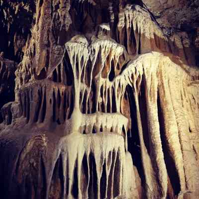 Crystal Grottoes Caverns- a true hidden gem in Washington County, MD