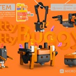 Itty Bitty Buggy STEM Maker Kit from Microduino