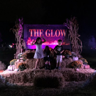 GLOWing Halloween Traditions