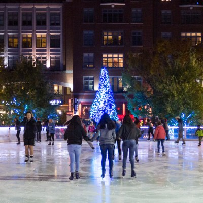 Ice Rink at Rockville Town Square