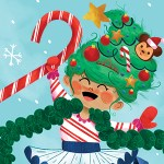 GIVEAWAY: Fancy Nancy Splendiferous Christmas