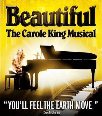 GIVEAWAY: BEAUTIFUL – The Carole King Musical