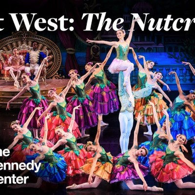 Ballet West in Willam Christensen's The Nutcracker at Kennedy Center