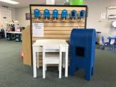 Dramatic play - post office