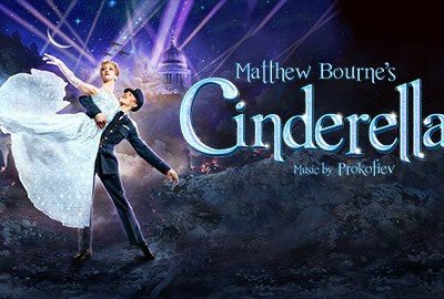 GIVEAWAY: Matthew Bourne's New Adventures: Cinderella at The Kennedy Center