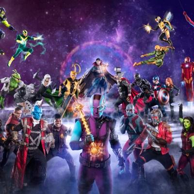 GIVEAWAY: Marvel Universe Live