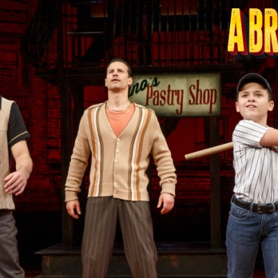 GIVEAWAY: A Bronx Tale at The National Theatre