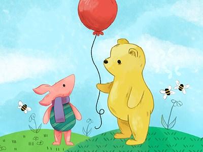 Winnie the Pooh at Adventure Theatre MTC