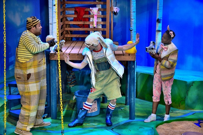 Winnie the Pooh at Adventure Theatre