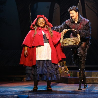 GIVEAWAY: Into The Woods at Ford's Theater