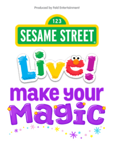 Sesame street live logo
