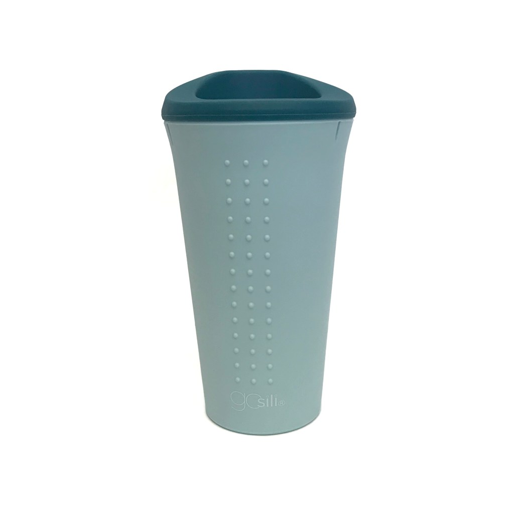 silicone travel mug 16 oz
