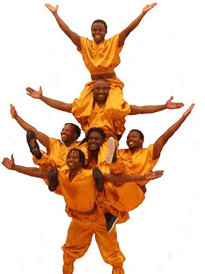 GIVEAWAY: Summer Performances for Young Audiences: Jabali African Acrobats