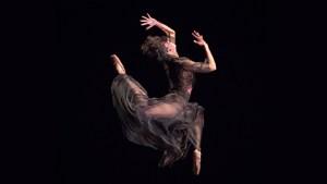 ballerina mid air