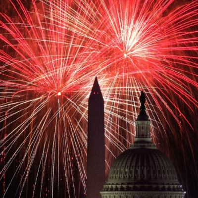 A Capitol Fourth and Fireworks Display 2019
