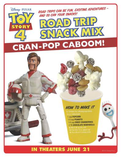 road trip snack mix cran-pop caboom