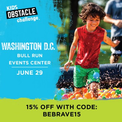 GIVEAWAY: Kids Obstacle Course at Bull Run Special Events Center