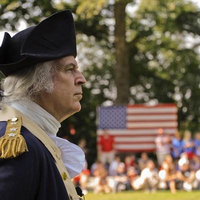 An American Celebration at George Washington's Mount Vernon