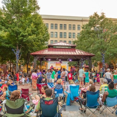 Friday Night Live at Rockville Town Square