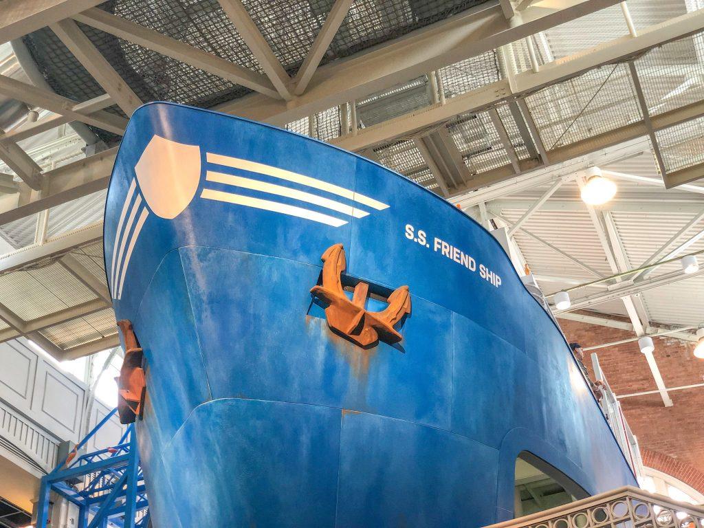 SS Friend Ship