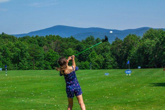 fling golf