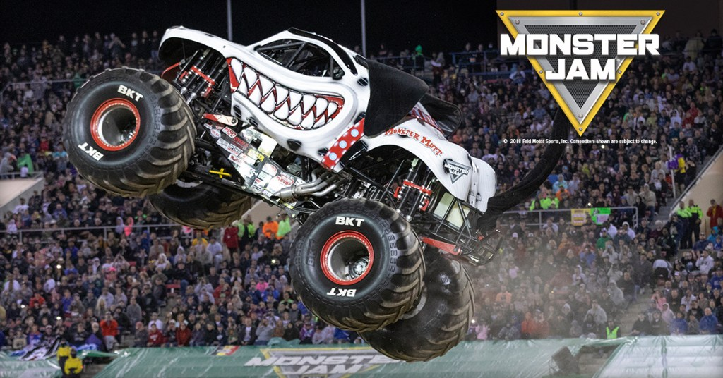 Monster Jam Monster Mutt