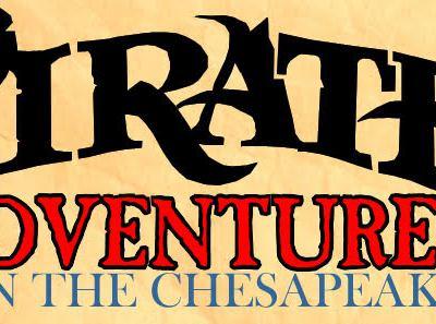 pirate adventures flyer