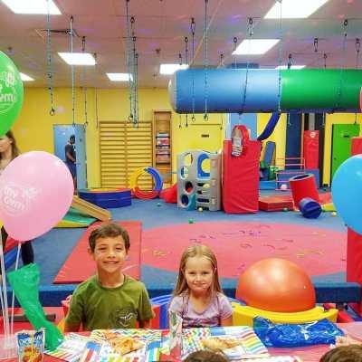 Birthday Party Fun at My Gym Potomac