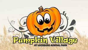 Leesburg Animal Park Pumpkin Village logo