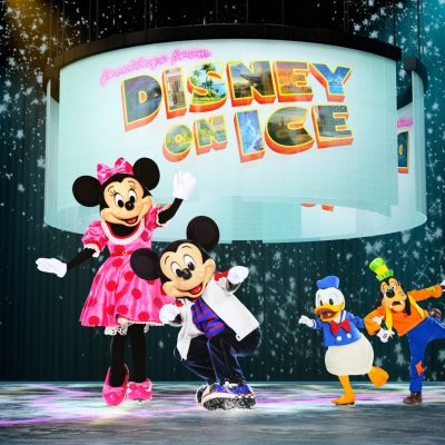 Disney On Ice presents Road Trip Adventures Review