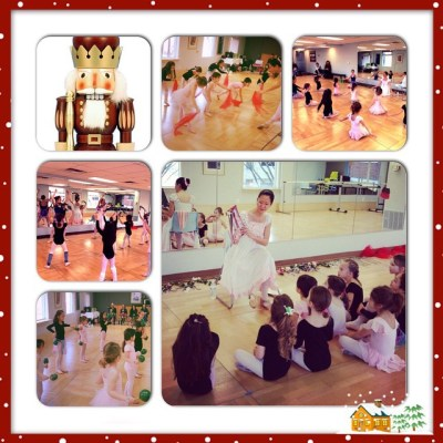 Giveaway: Nutcracker Dance and Craft Workshop at Rock Creek Dance Academy