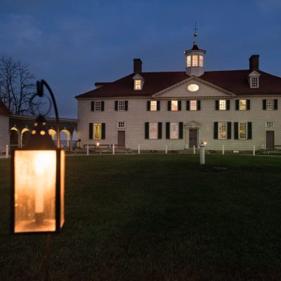 GIVEAWAY: Candle Light Tour at Mount Vernon
