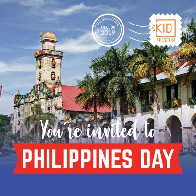 Philippines Day at KID Museum, Bethesda