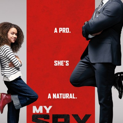 FREE Advanced Screening Passes: My Spy