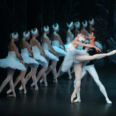 St. Petersburg Ballet Theatre's production of Tchaikovsky's 'SWAN LAKE' at the National Theatre