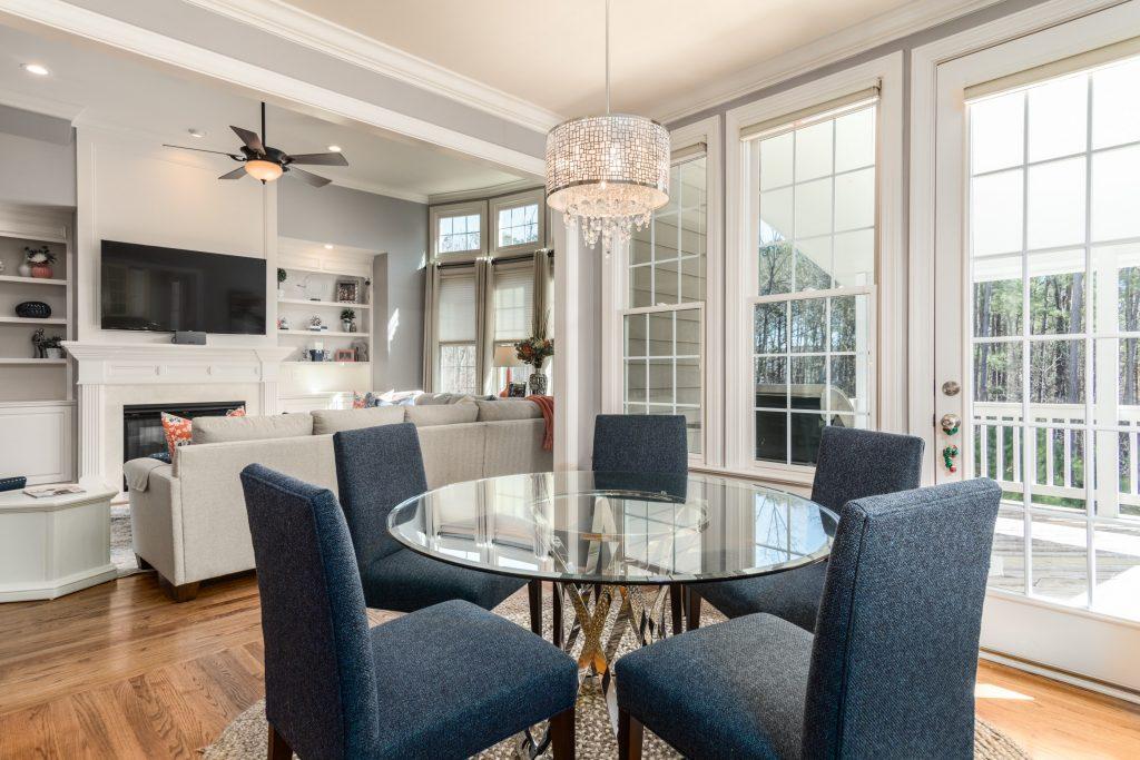 real estate dinning room