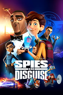 Spies In Disguise DC Screening Passes
