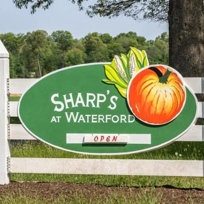 Sharp Farm Fall Season